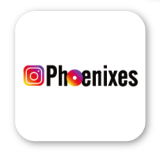 Phoenixes-Instagram
